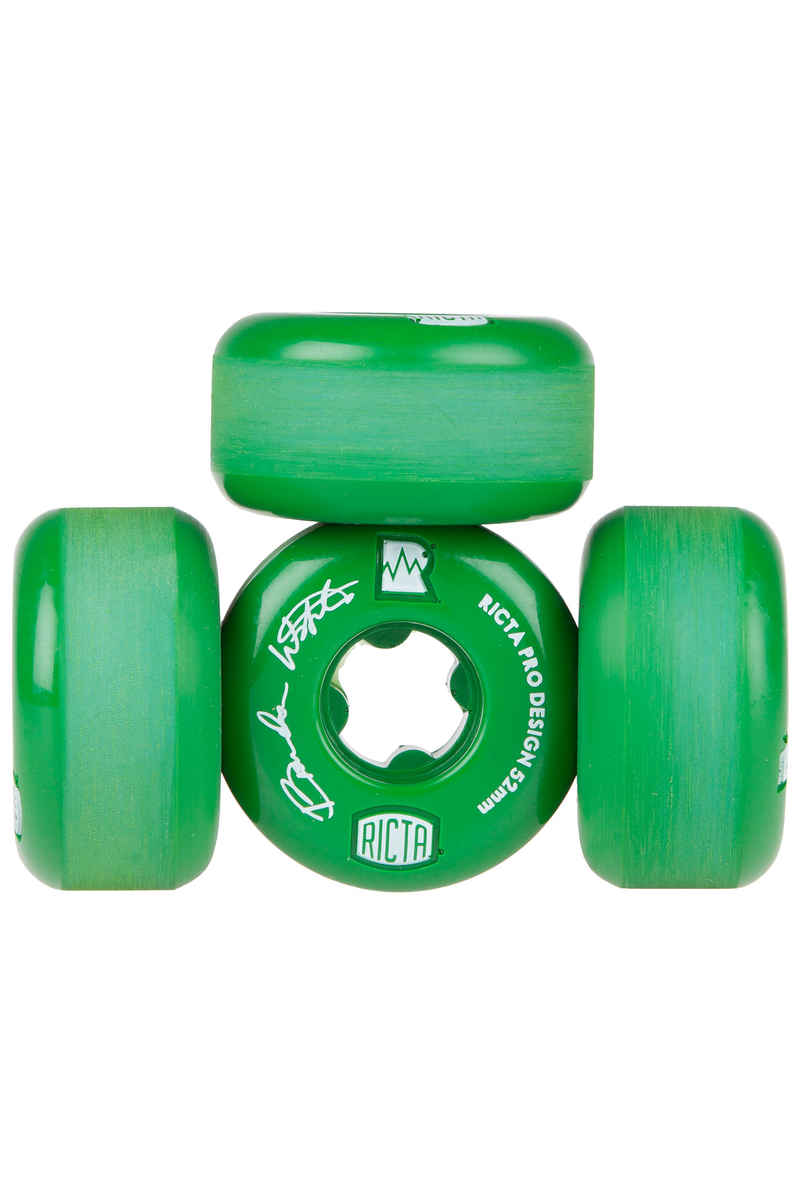 Ricta Westgate NRG Rollen (green) 52mm 101A 4er Pack