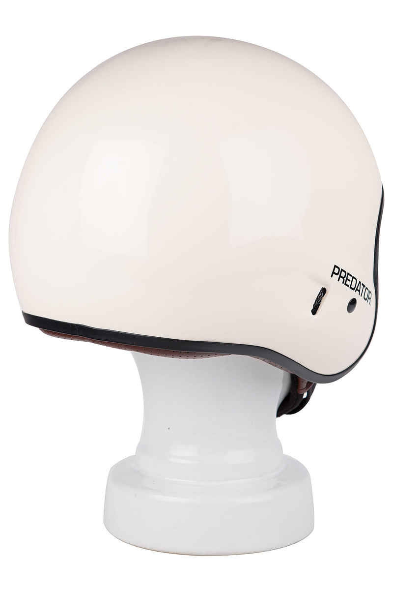 Predator DH-6 OF Skate Casco (gloss vintage white)