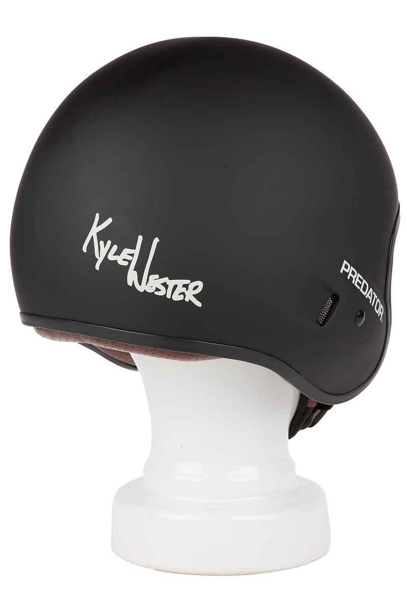 Predator DH-6 OF Kyle Wester Signature Skate Casque (matte black)
