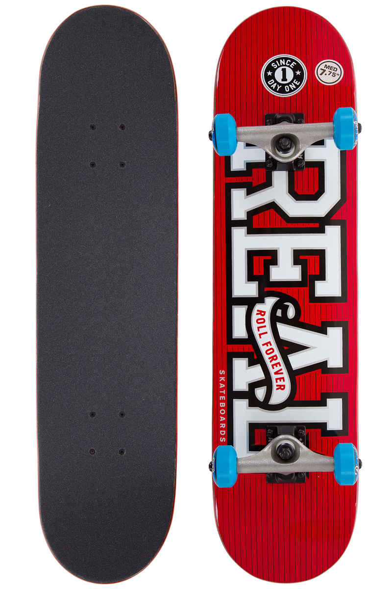 "Real Varsity 7.75"" Complete-Board"