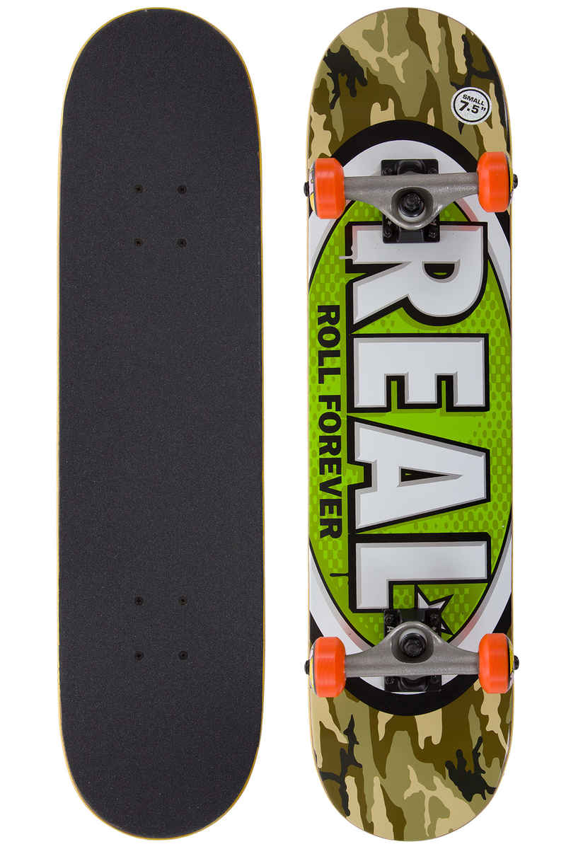 "Real Awol Oval 7.5"" Complete-Board"