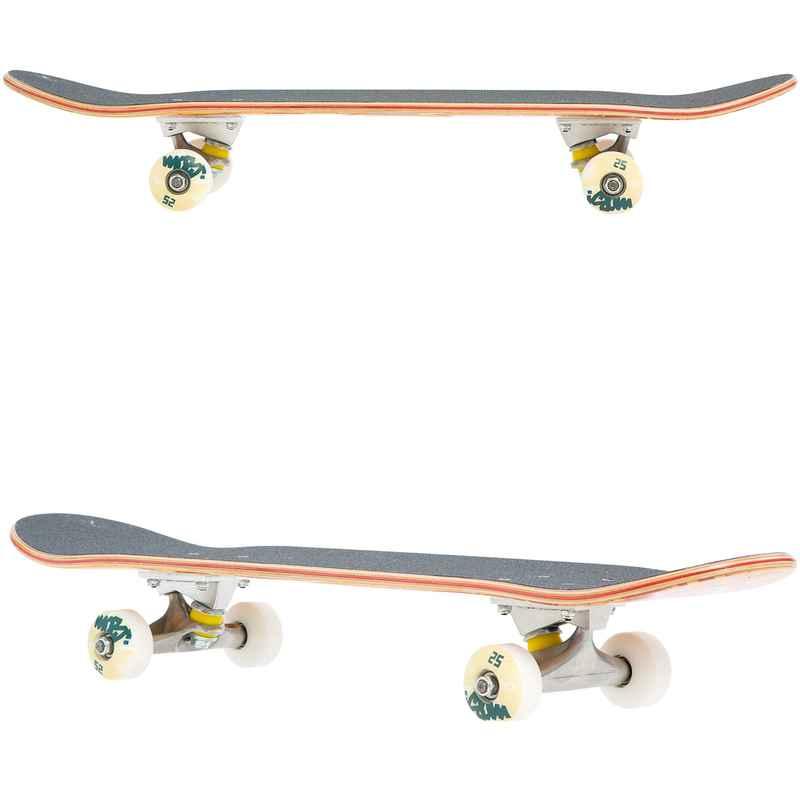 "MOB Skateboards Tape Desk Mini 7.25"" Board-Complète kids (blue)"