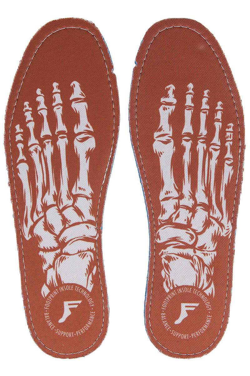 Footprint Skeleton King Foam Flat Soletta