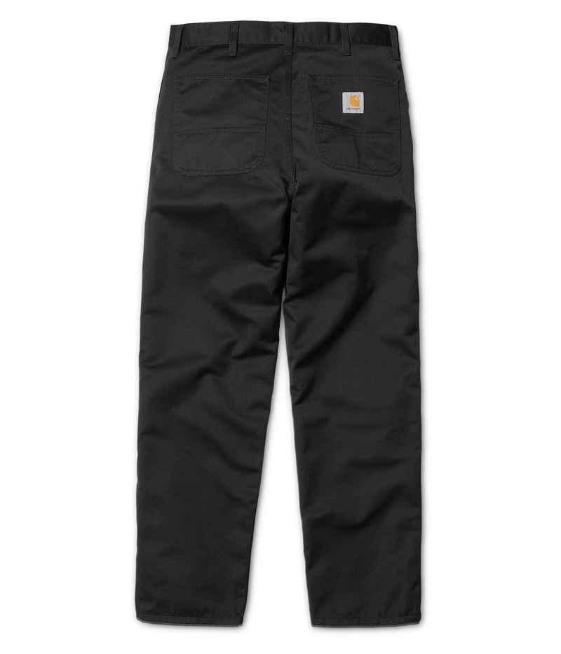 Carhartt WIP Simple Pant Denison Hose (black rinsed)