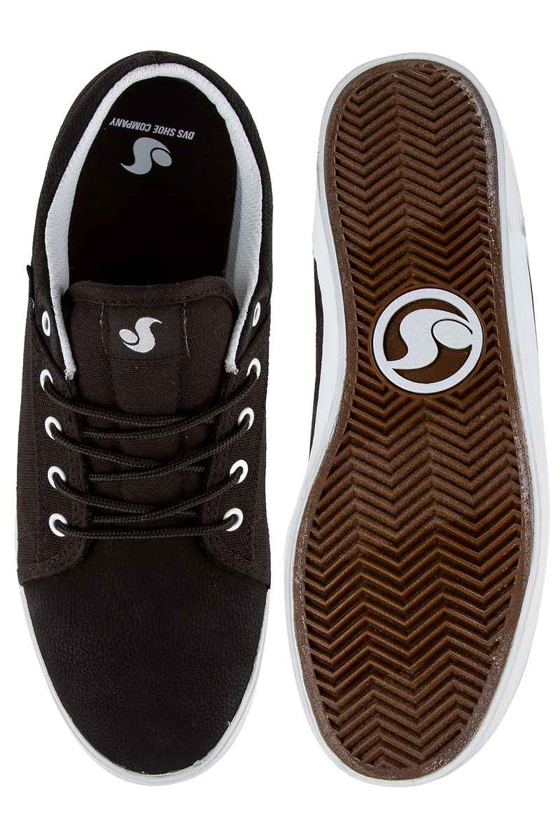 DVS Aversa Leather Chaussure (black black white)