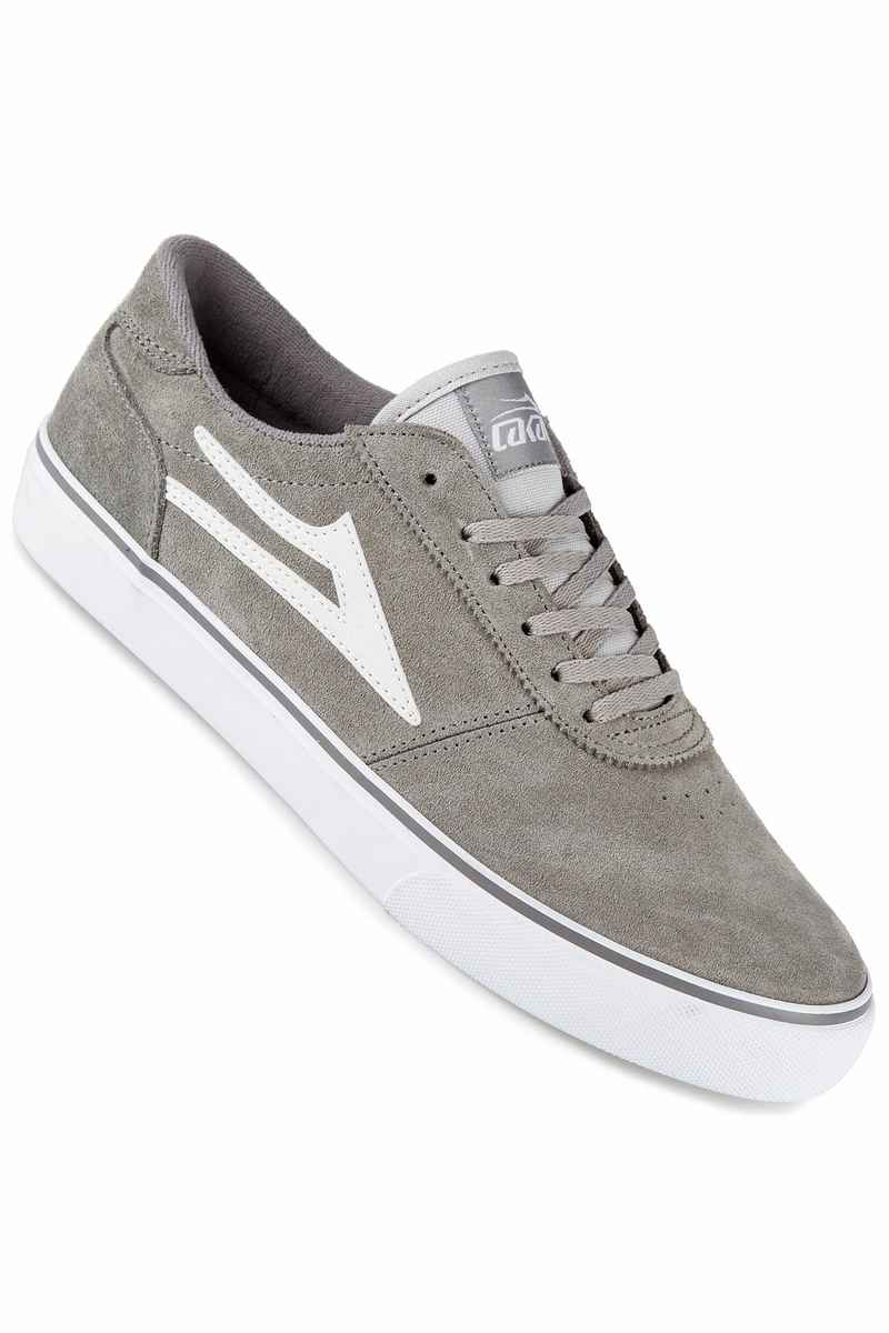Lakai Manchester Suede Shoes (grey)