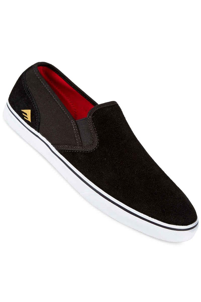 Emerica The Provost Cruiser Slip Zapatilla (black white)