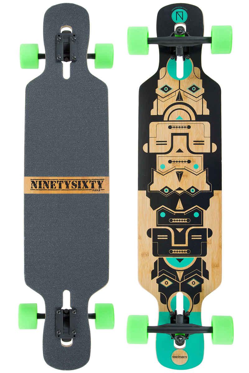 "Ninetysixty Flexkick 39"" (99cm) Complete-Longboard"