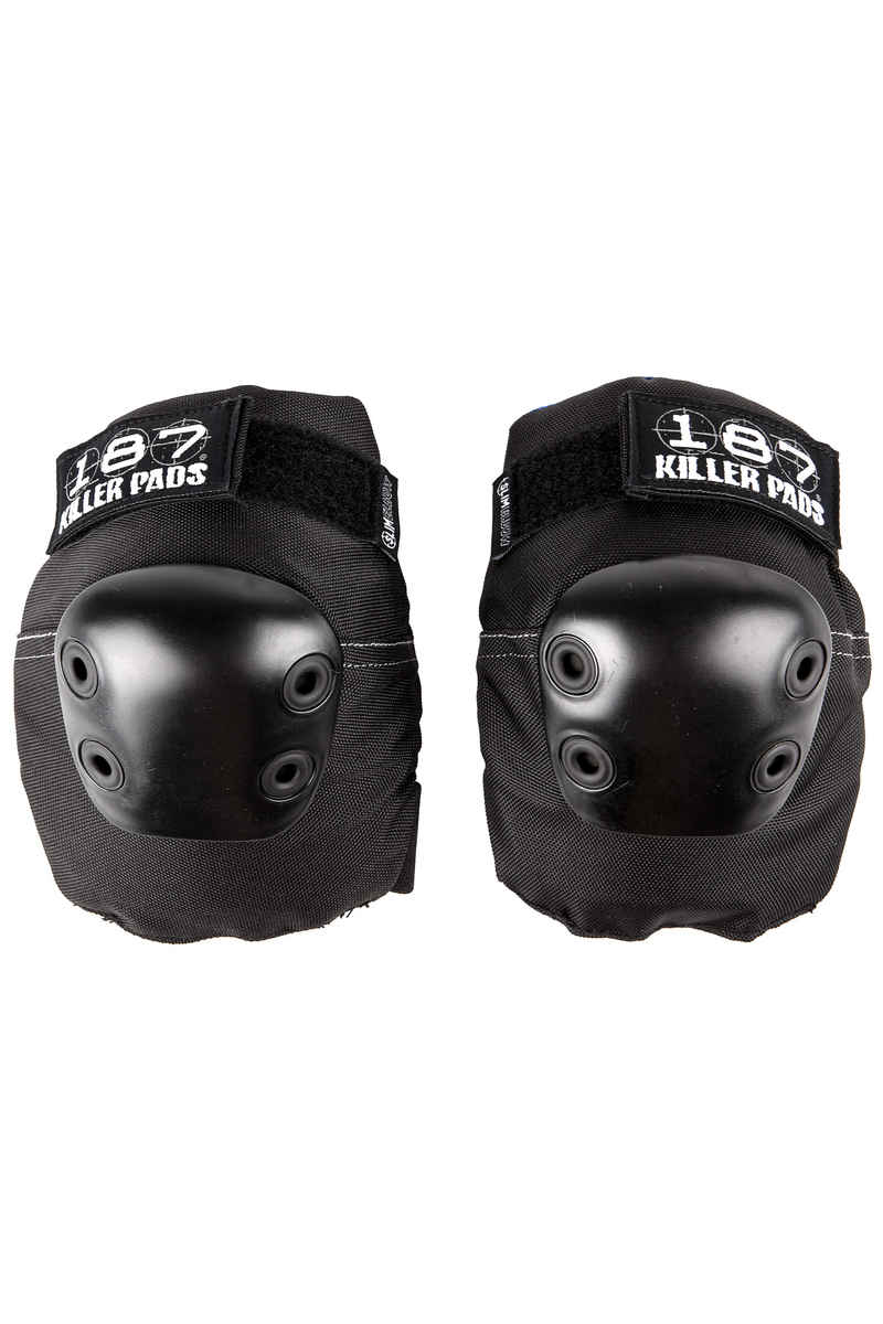 187 Killer Pads Slim Elbowpads (black)