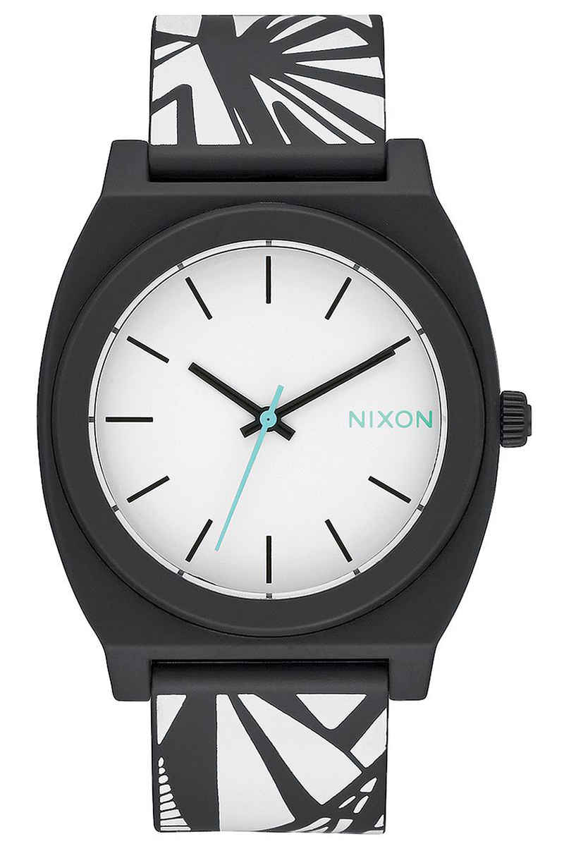 Nixon The Time Teller P Montre (black bleach)