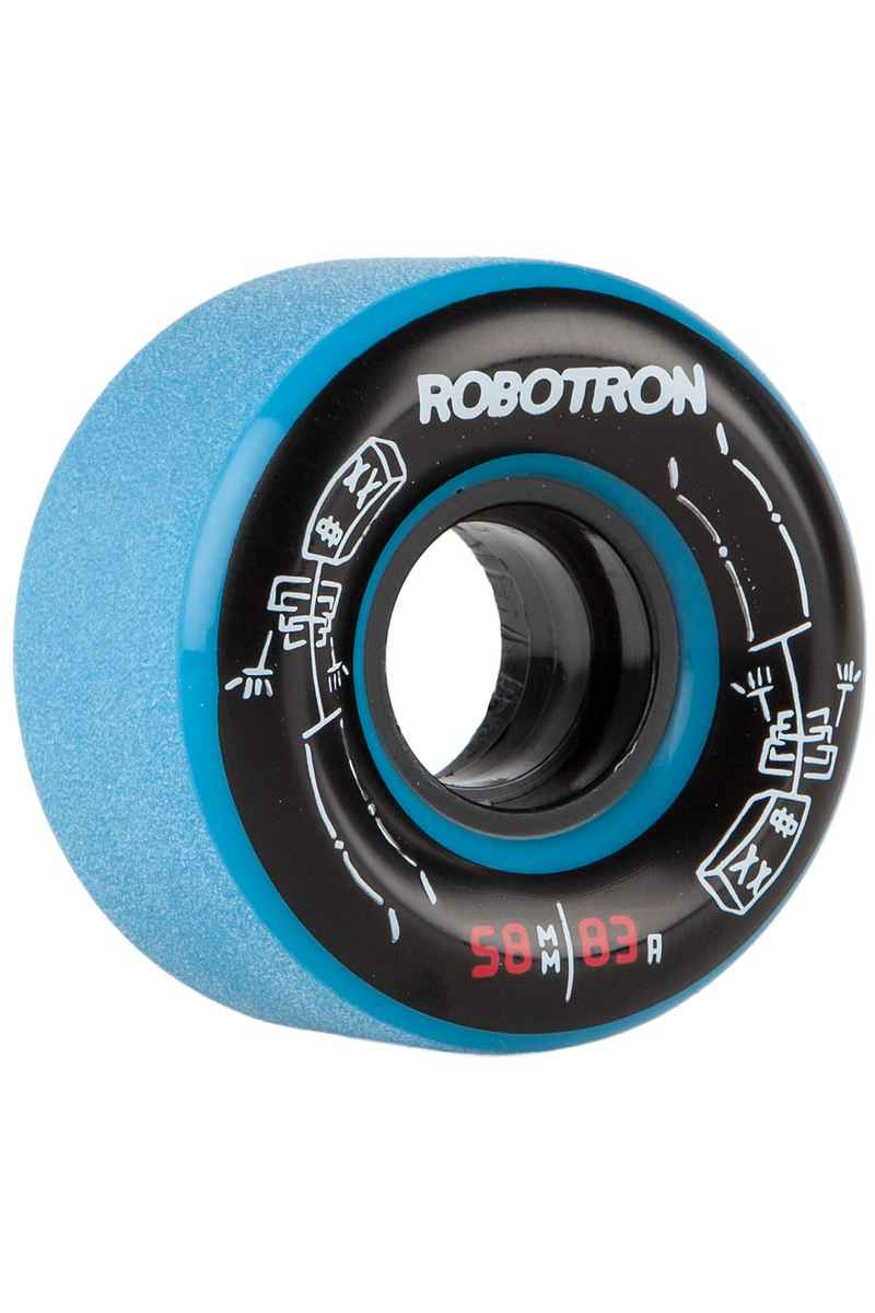Robotron Skeletron 58mm Wheels (blue) 4 Pack