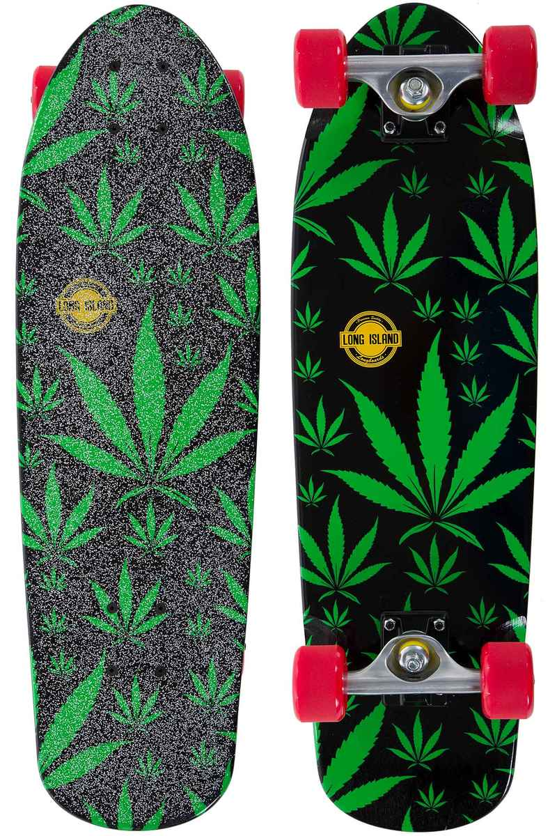 "Long Island Roots 27.5"" (69,85cm) Cruiser (black green)"