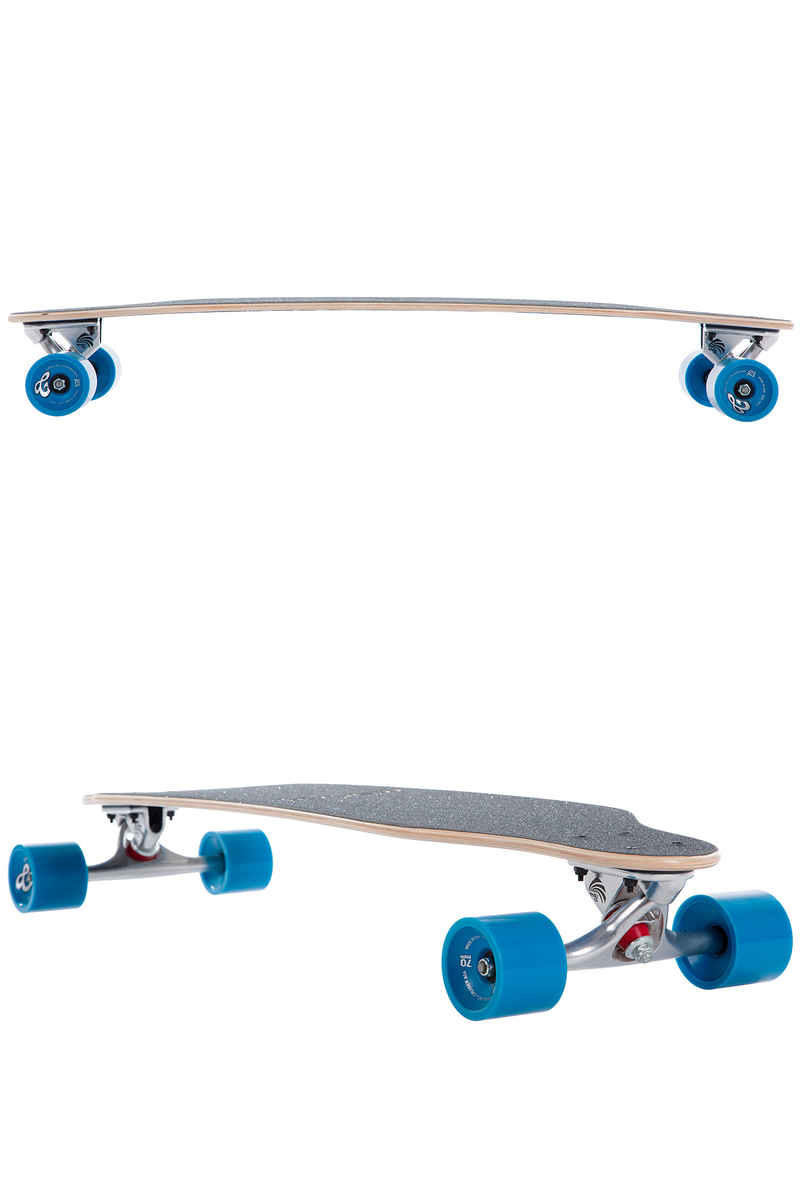 "Madrid Weezer 36"" (92cm) Komplett-Longboard (save the waves)"