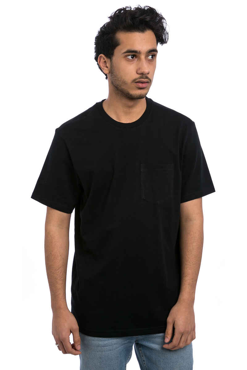 Element Basic CR Pocket T-Shirt (flint black)