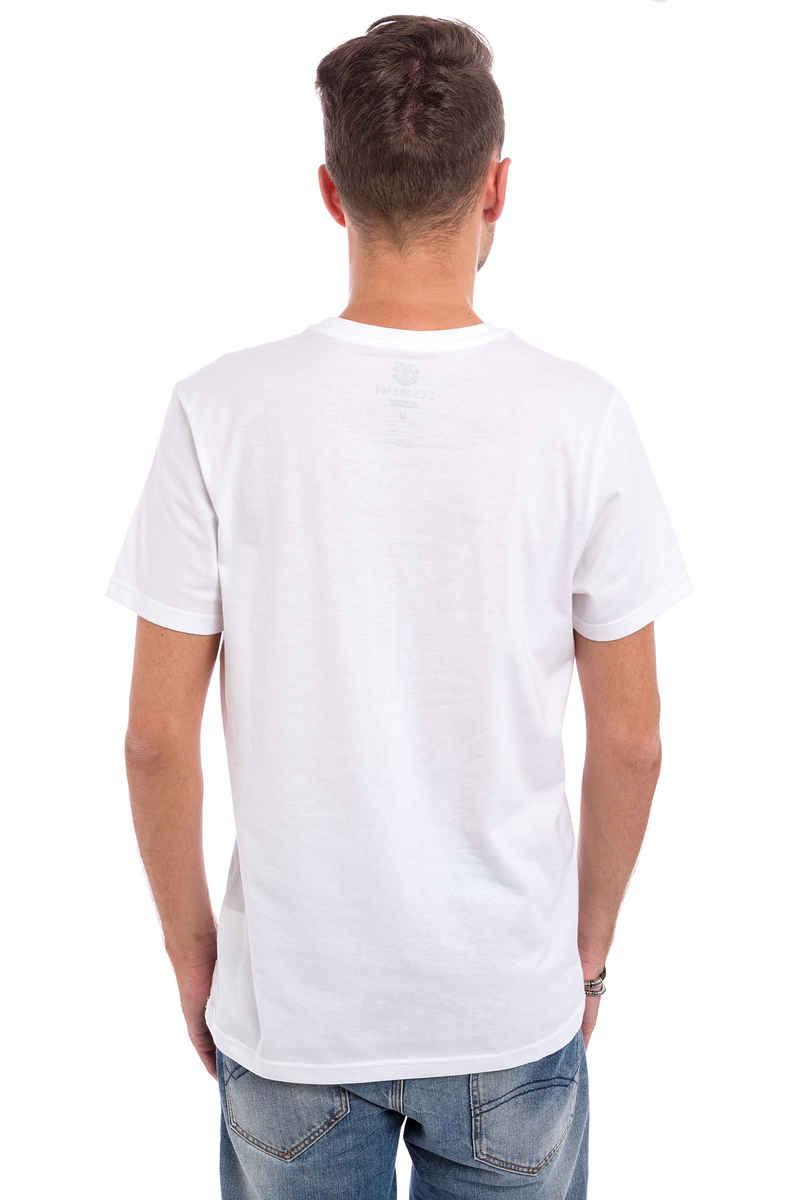 Element Basic CR Pocket T-Shirt (optic white)