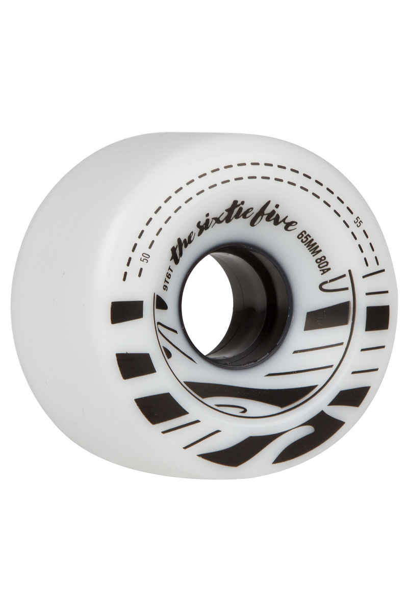Ninetysixty Slide Rollen (white) 4er Pack 65mm 80A