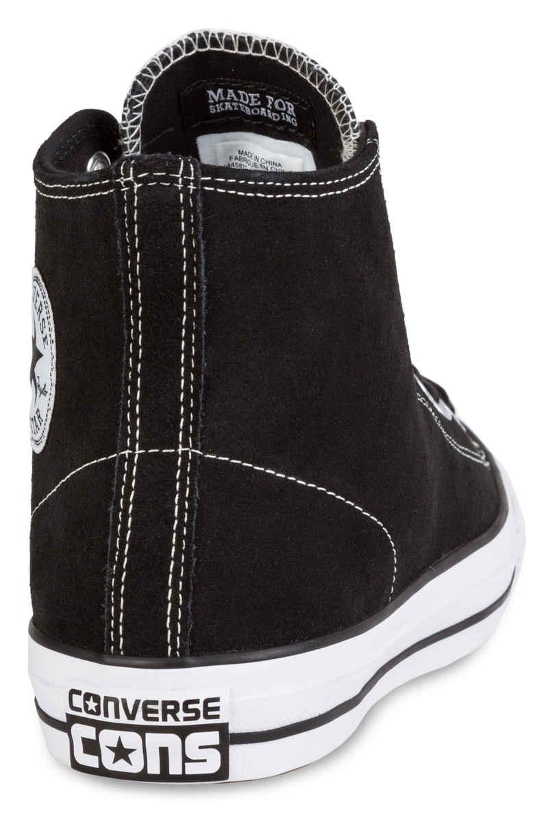 Converse CTAS Pro Hi Schuh (black white)