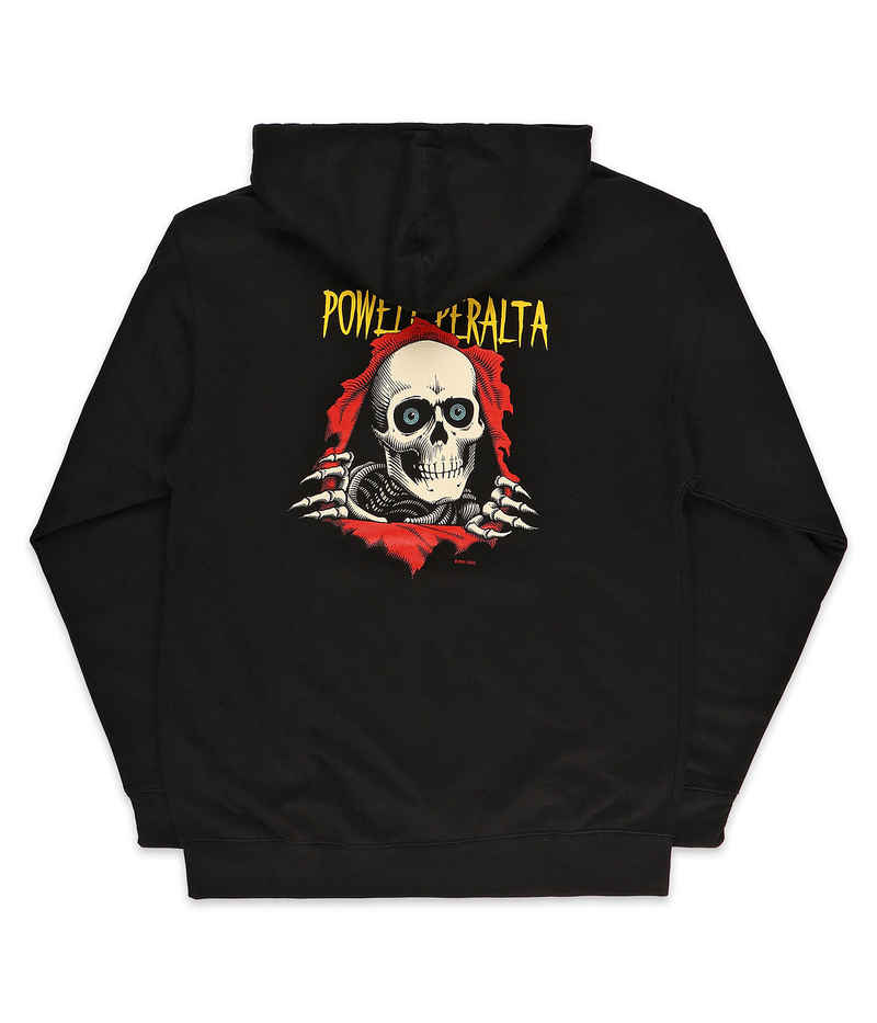 Powell-Peralta Ripper sweat à capuche (black)