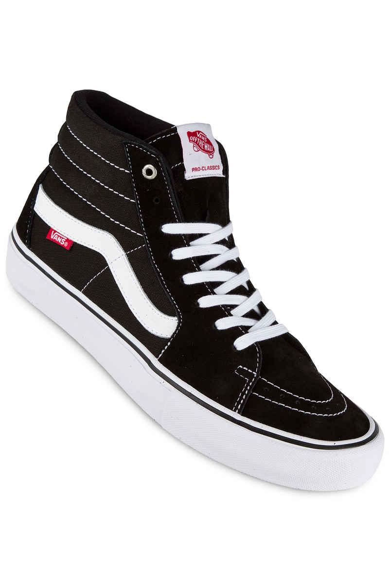 Vans Sk8-Hi Pro Shoes (black white)