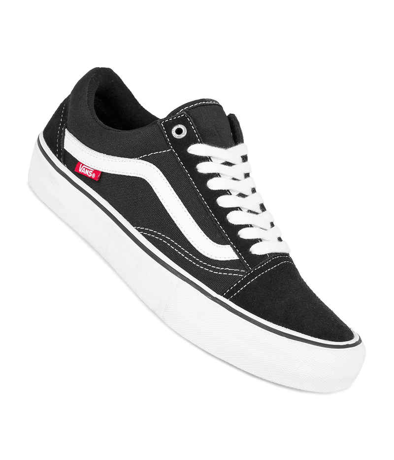 Vans Old Skool Pro Chaussure (black white)