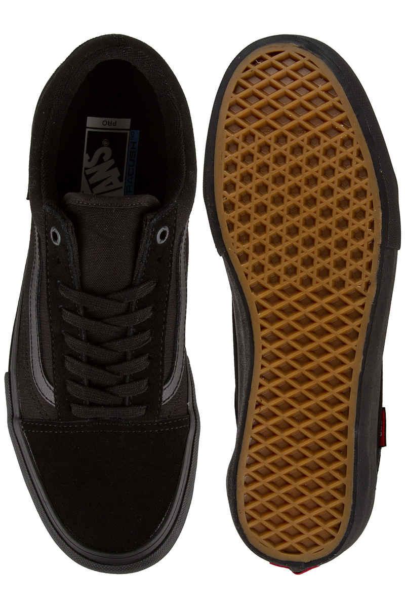 Vans Old Skool Pro Chaussure (blackout)