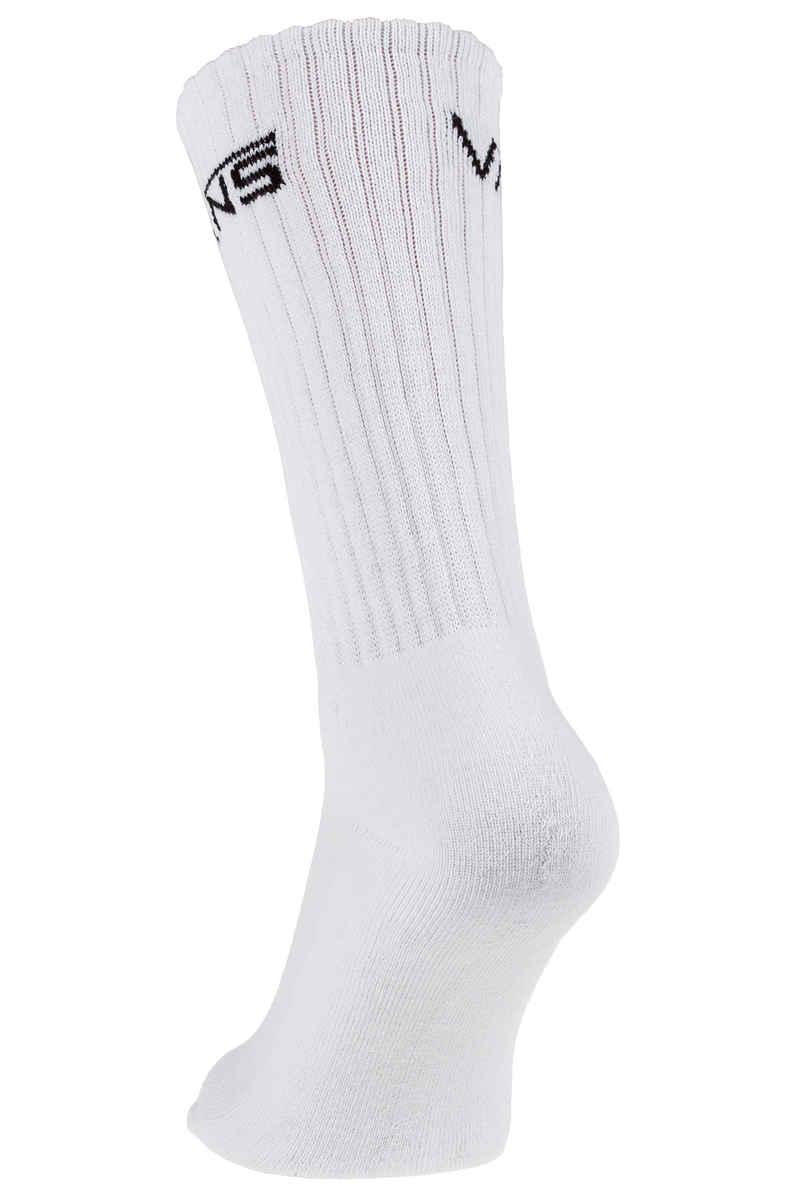 Vans Classic Socken (white) 3er Pack