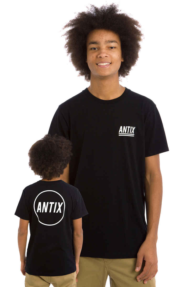 Antix Circle Camiseta (black)