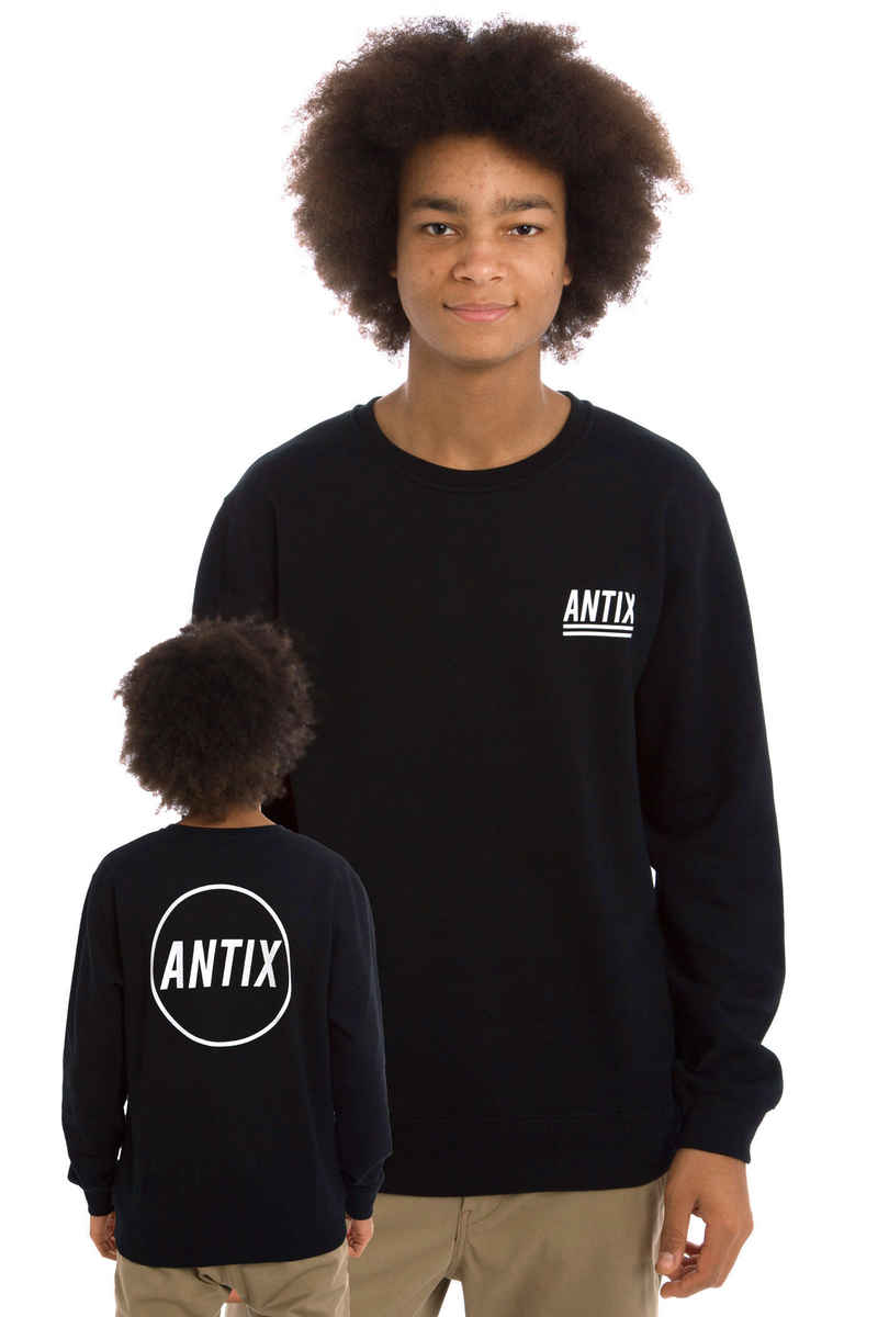 Antix Circle Jersey (black)