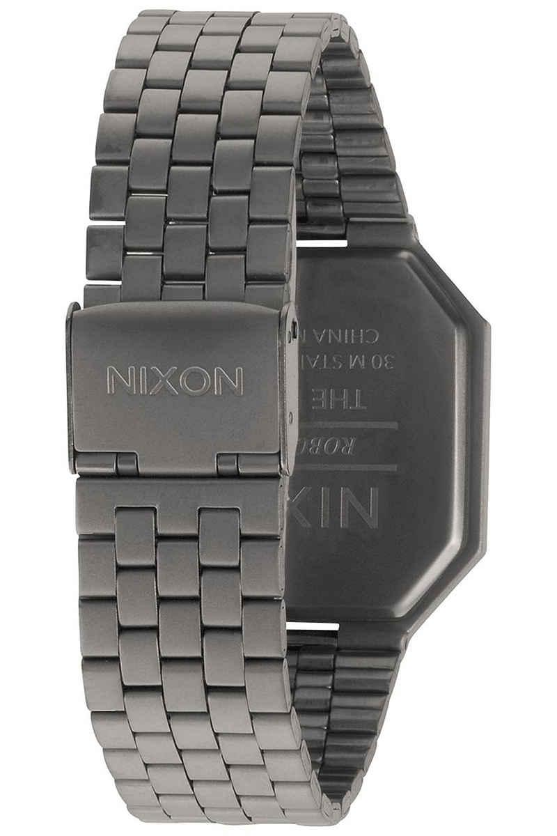 Nixon The Re-Run Watch (all gunmetal)