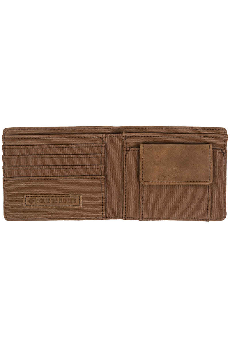 Element Endure Geldbeutel  (brown)