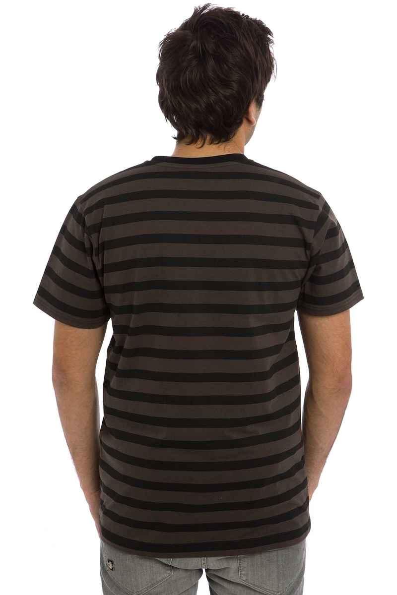 Anuell Thommy T-Shirt (black stripes)