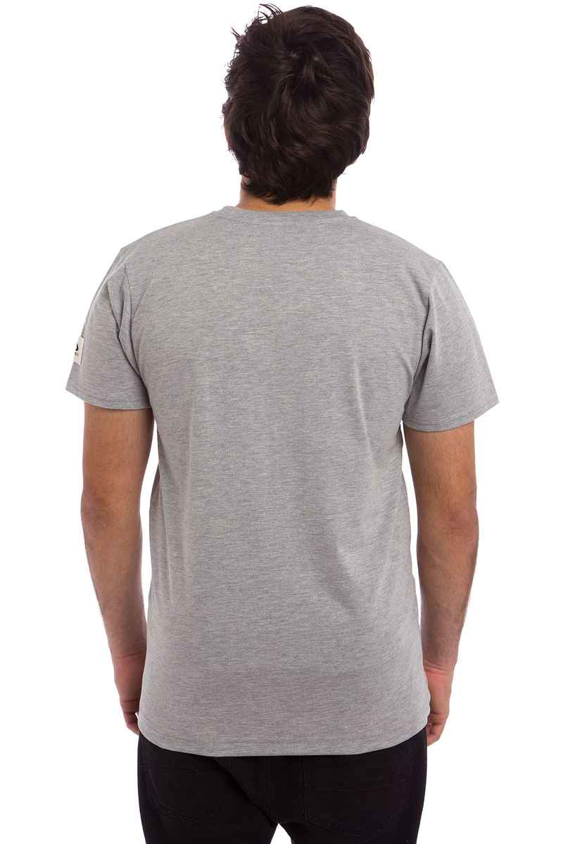 Anuell Plain T-Shirt (heather grey)