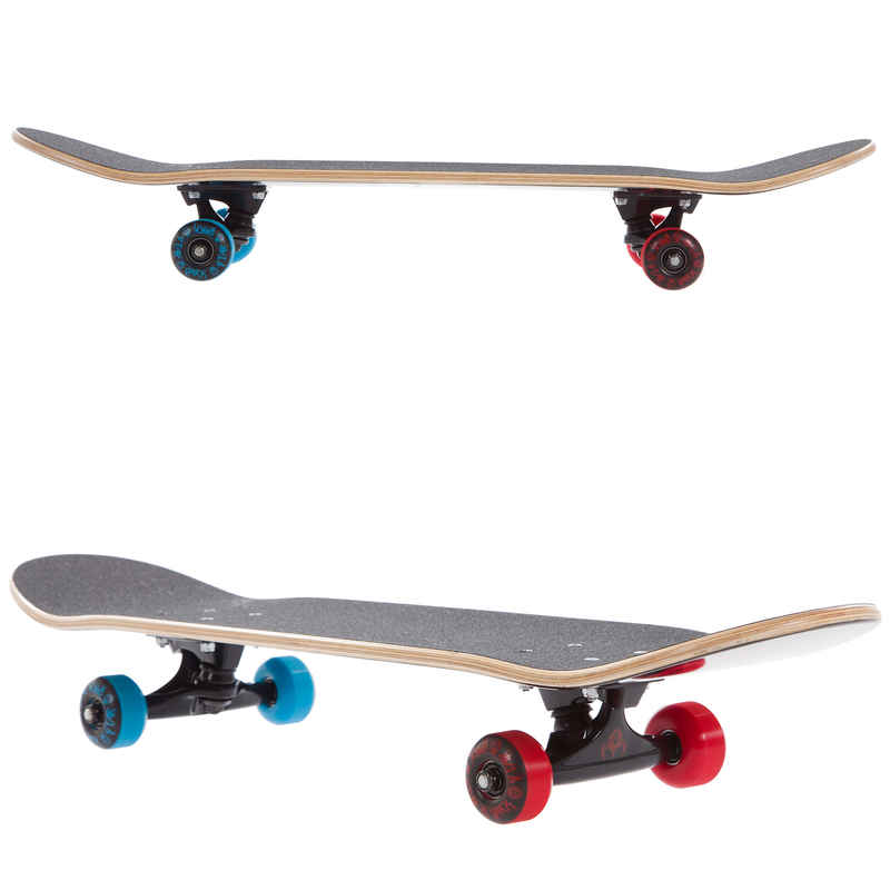 "Darkstar Ultimate Mini 7"" Complete-Skateboard kids (red blue)"