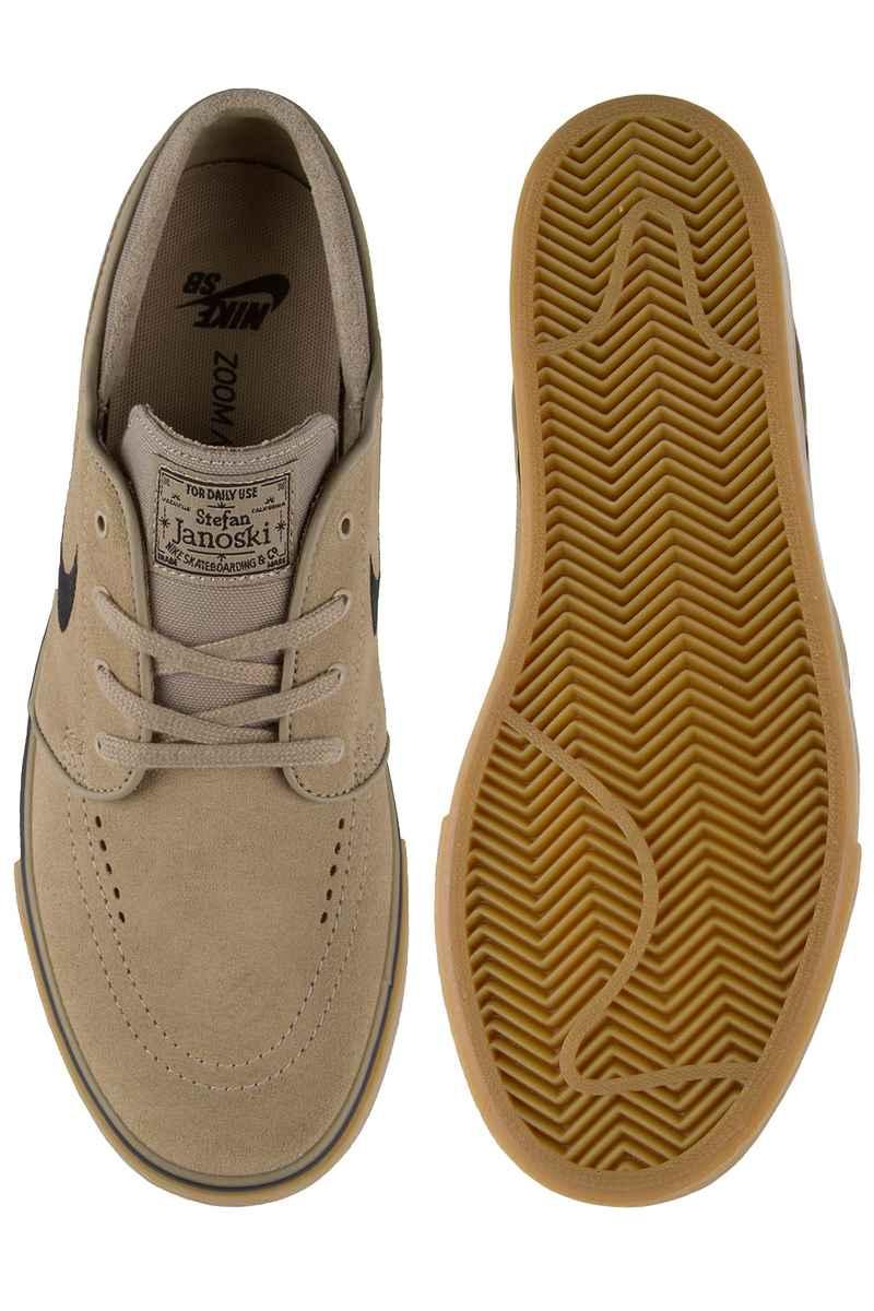 Nike SB Zoom Stefan Janoski Chaussure (khaki black gum)