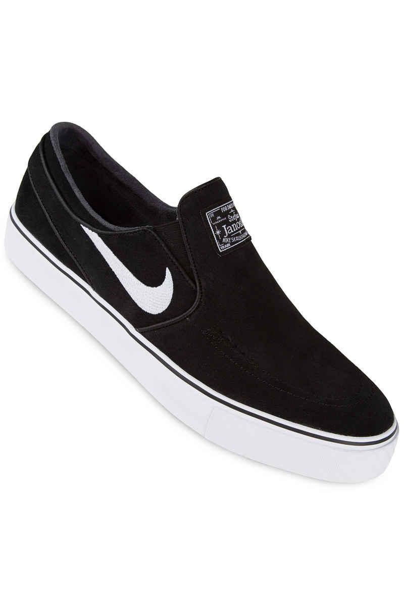Nike SB Zoom Stefan Janoski Slip Chaussure (black white)