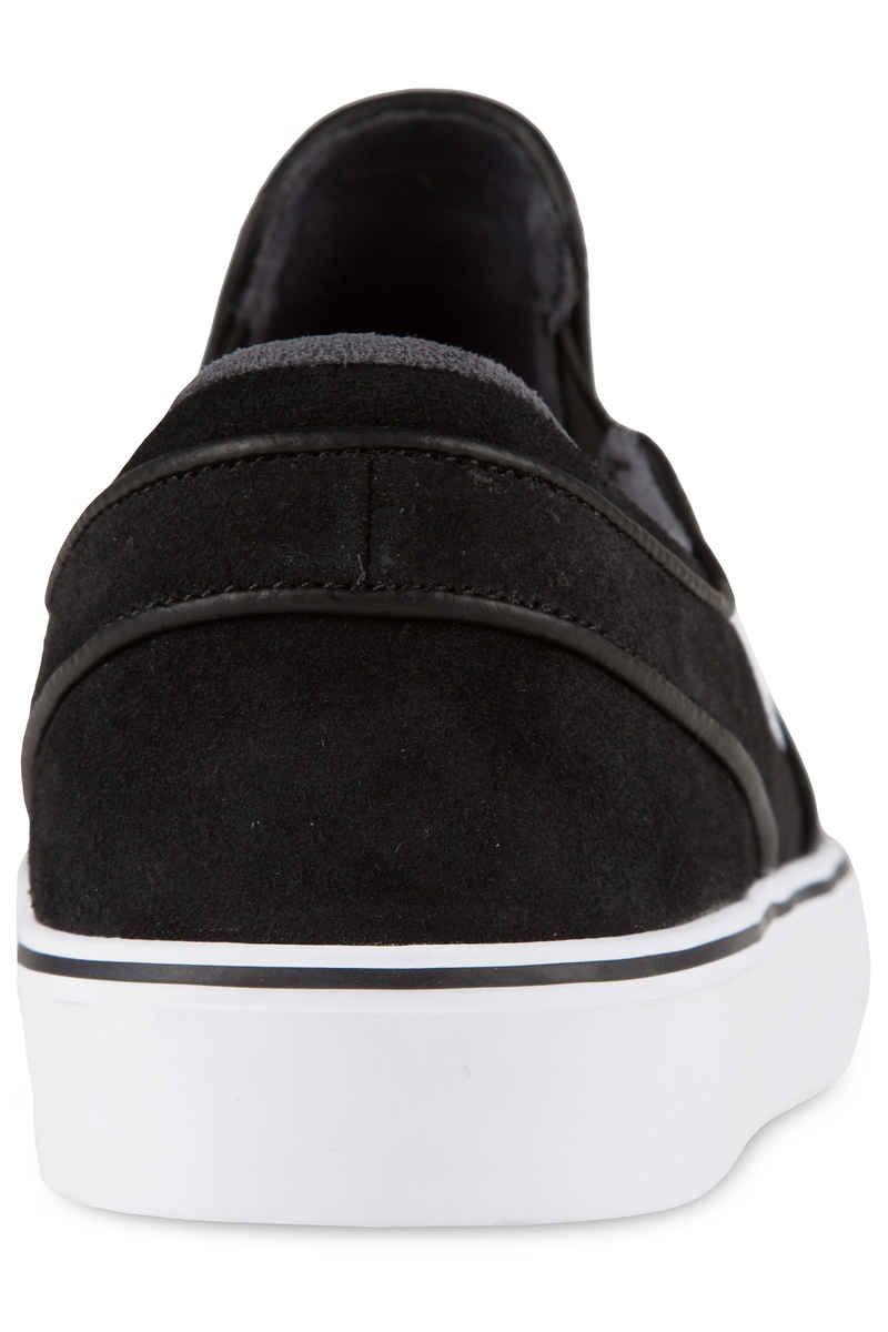 Nike SB Zoom Stefan Janoski Slip Schuh (black white)