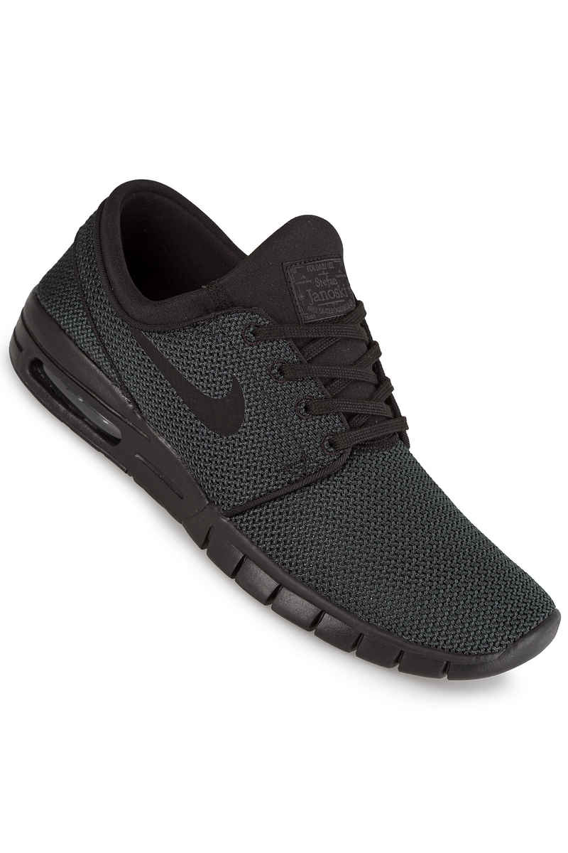 Nike SB Zoom Stefan Janoski Max Shoes (black black)