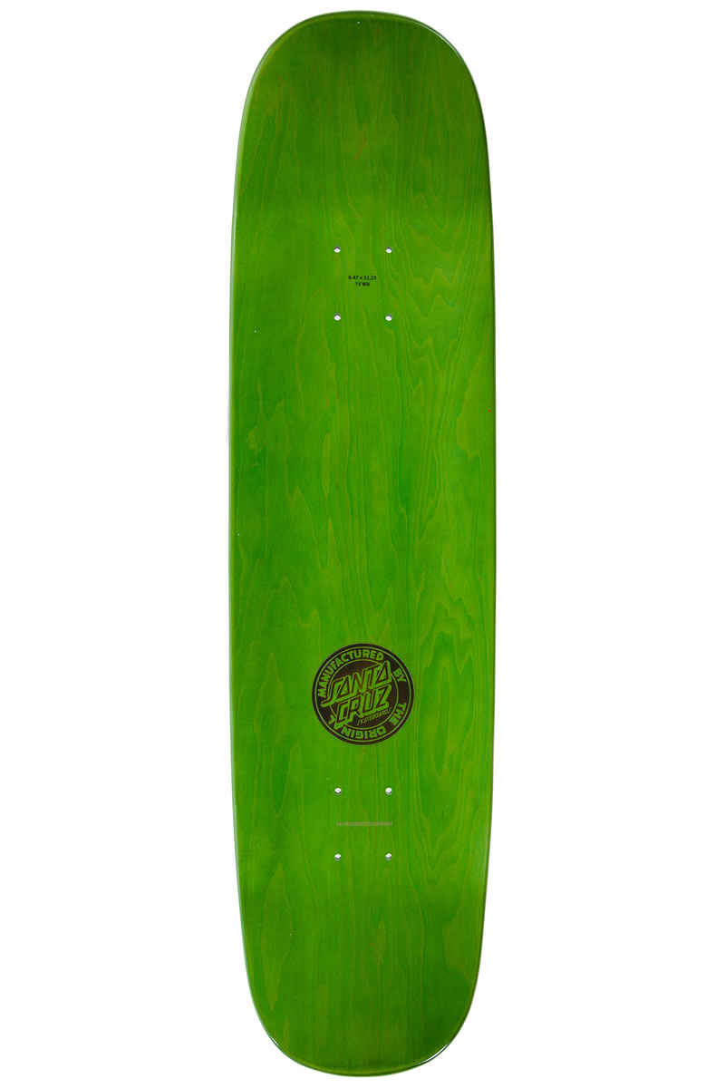 "Santa Cruz Knox Lunchbag 8.47"" Tabla (green)"
