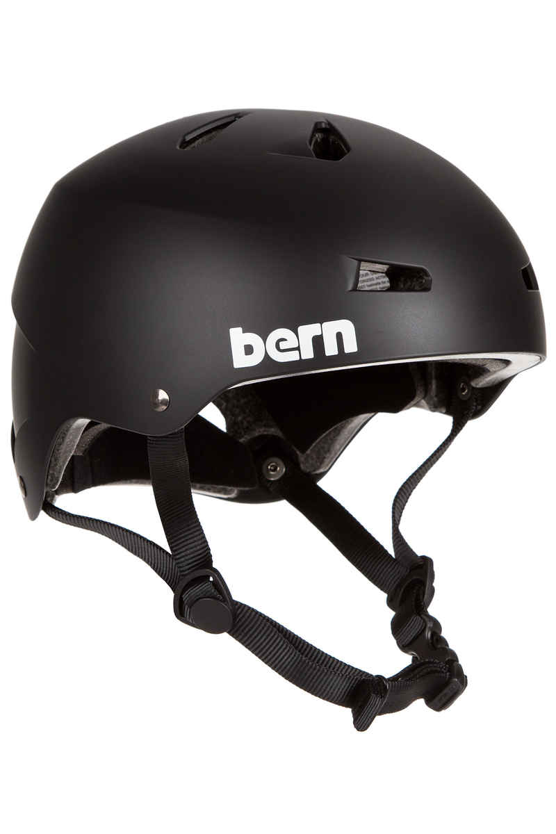 Bern Team Macon EPS Casque (matte black)