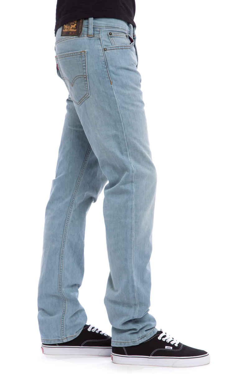 Levi's Skate 513 Slim Straight Jeans (waller blue)