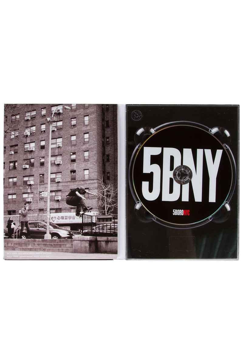 5BORO 5BNY DVD