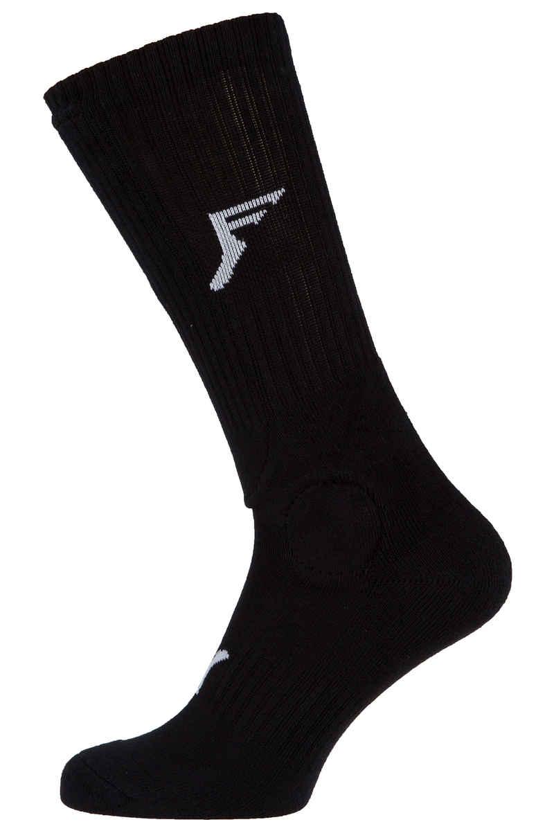 Footprint Painkiller Knee High Chaussettes US 5-13 (black)