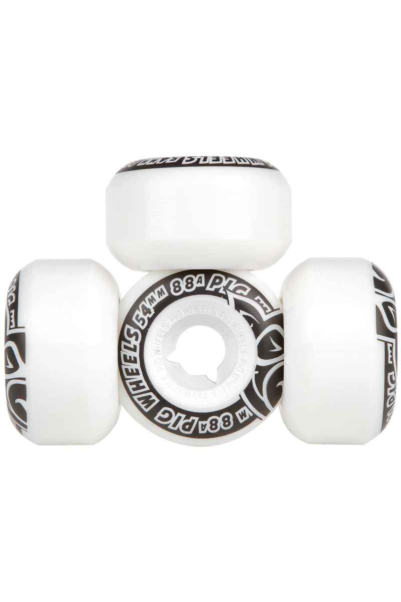 Pig Street Cruiser Natural 54mm Ruote pacco da 4