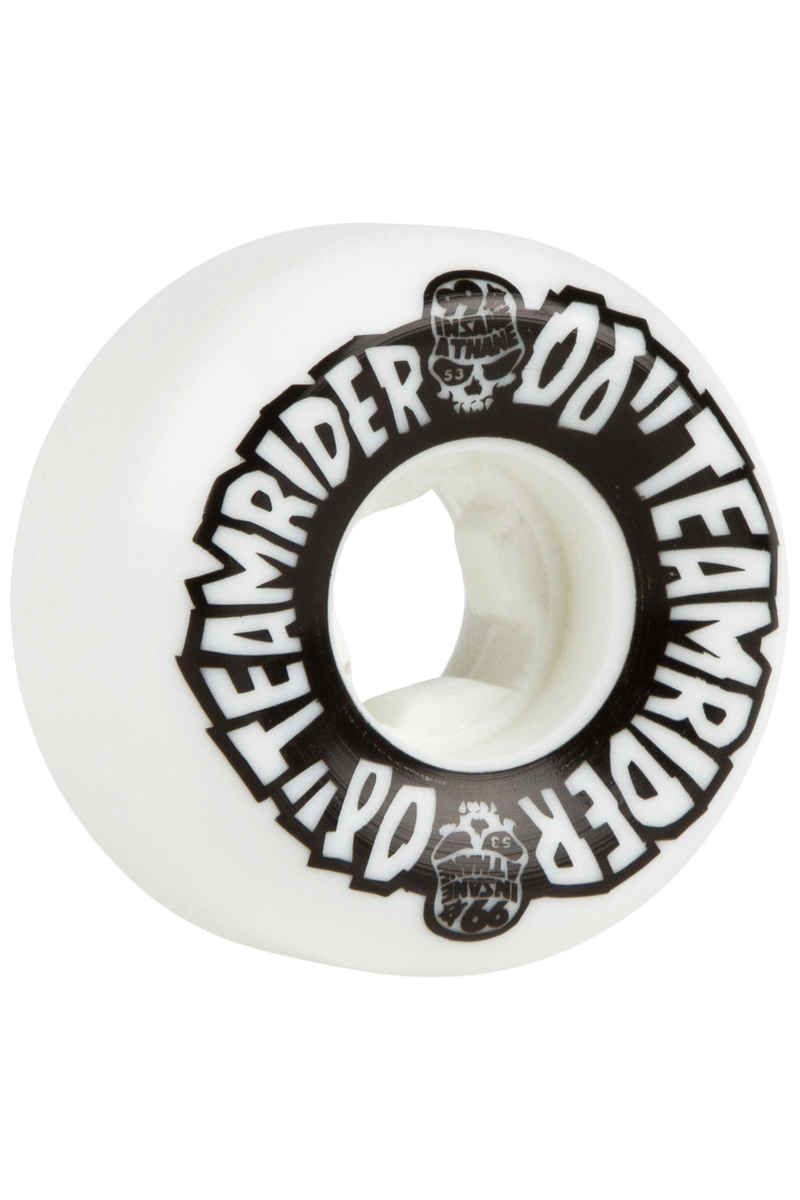 OJ Wheels Team Rider Hard Line Insaneathane 53mm Ruote pacco da 4