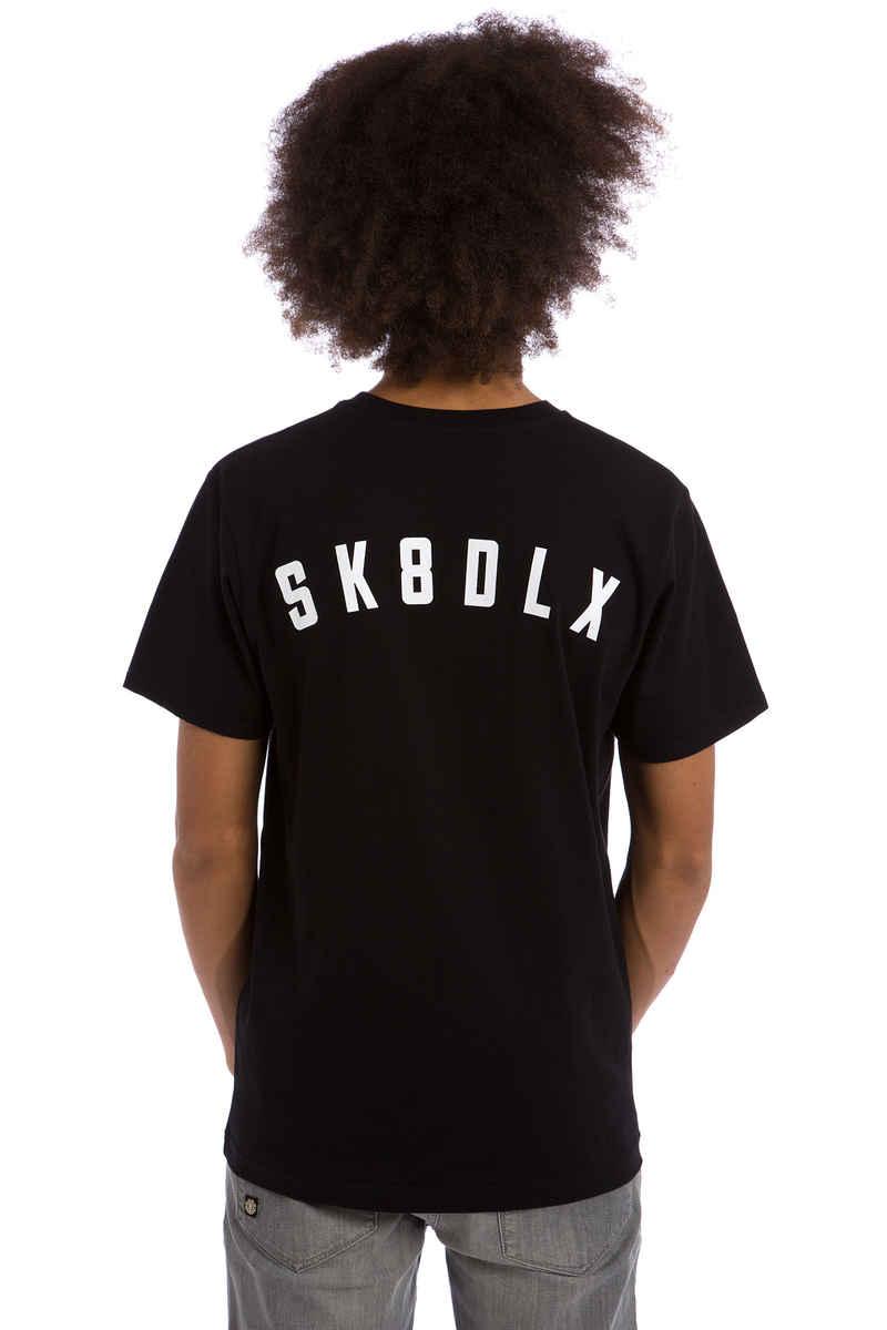 SK8DLX Homerun Camiseta (black)