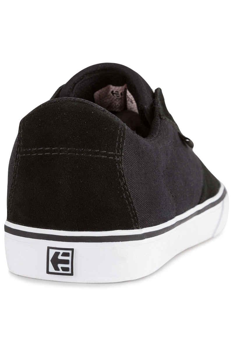 Etnies Scam Vulc Shoes (black white gum)