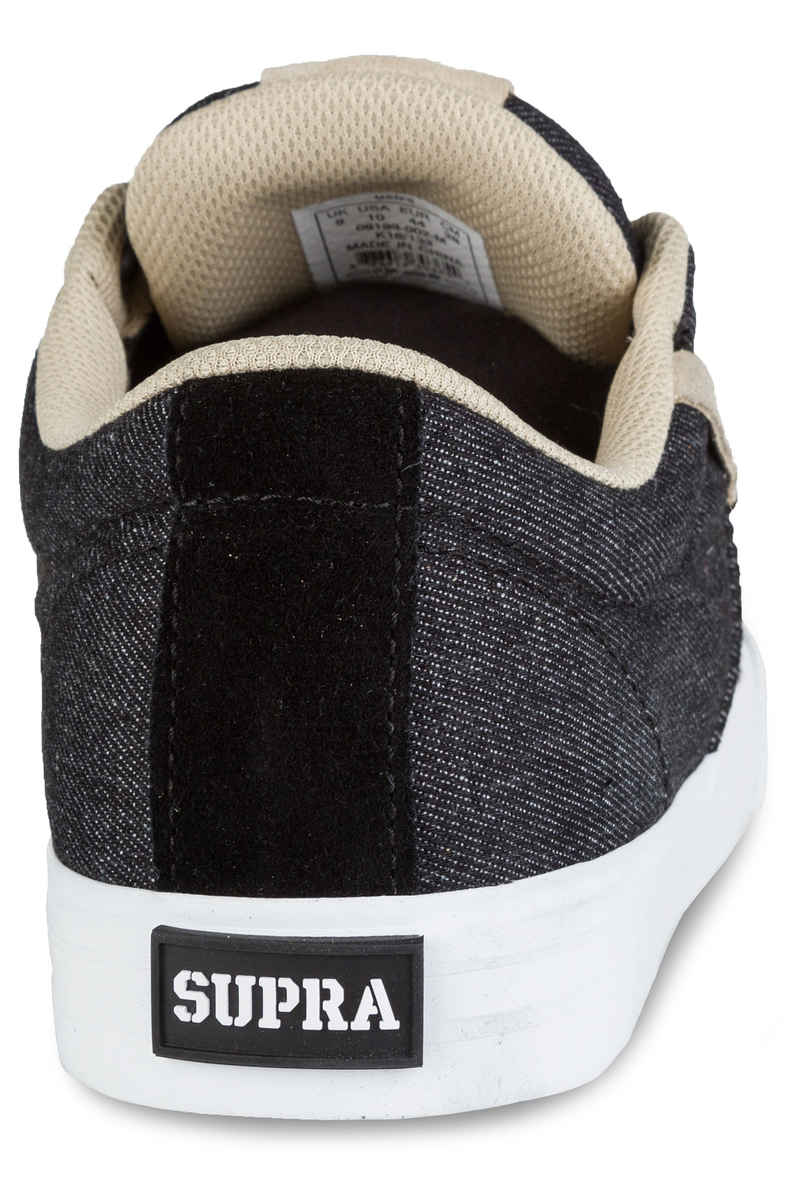 Supra Stacks Vulc II SP17 Zapatilla (black white)