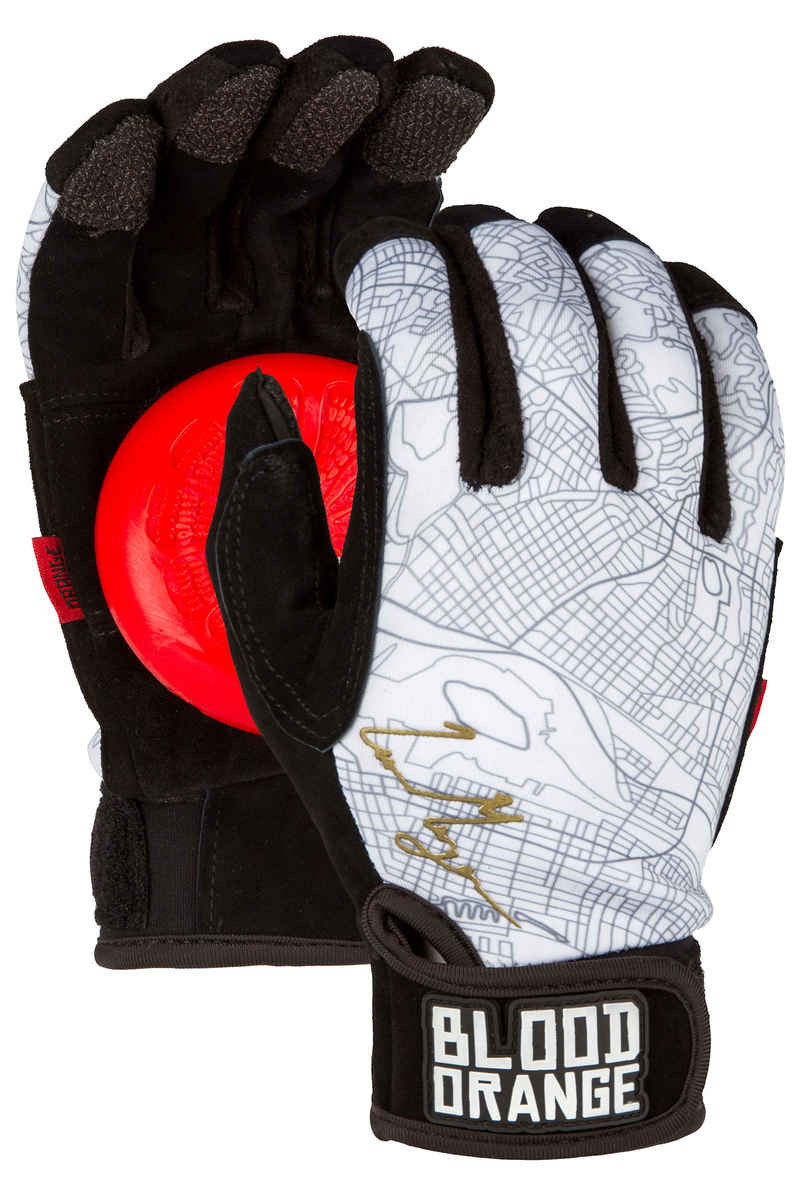 Blood Orange Liam Morgan Signature Slide Gloves