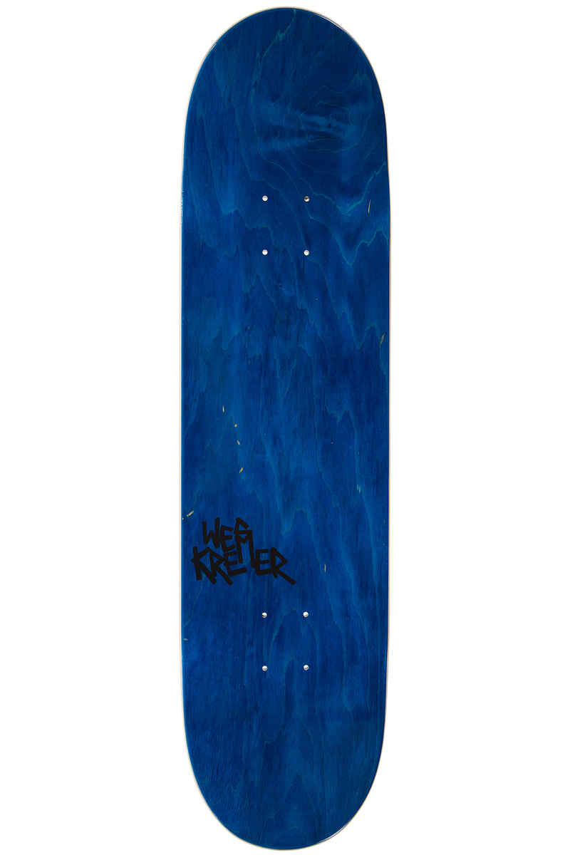 "Sk8Mafia Kremer The W 8.25"" Planche Skate (yellow)"