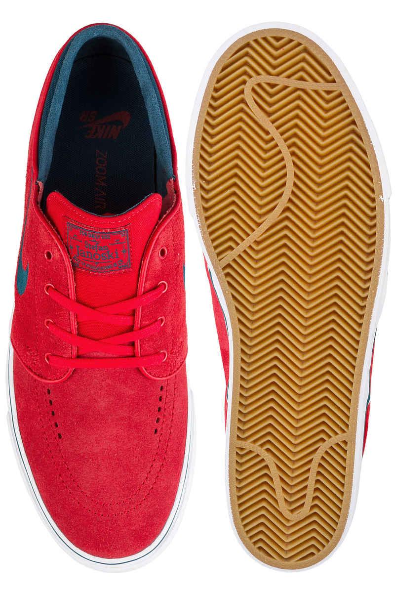 Nike SB Zoom Stefan Janoski Chaussure (university red midnight)